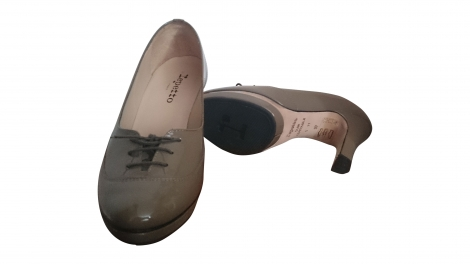Spangenschuhe, Mary Janes REPETTO Beige