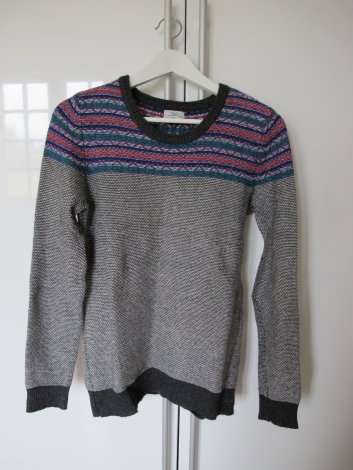 Pull MADEWELL Gris, anthracite