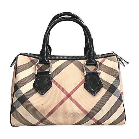 Bag BURBERRY Beige, camel