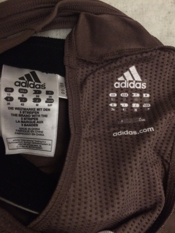 Adidas Ensemble jogging Marron