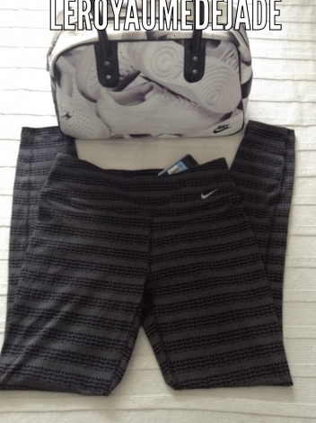 Nike Pantalon de survêtement Gris, anthracite