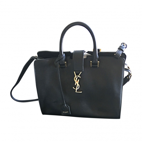 Borsetta in pelle YVES SAINT LAURENT Nero