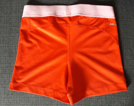 Nike Pantalon de fitness Orange