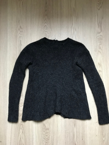Pull COS Gris, anthracite