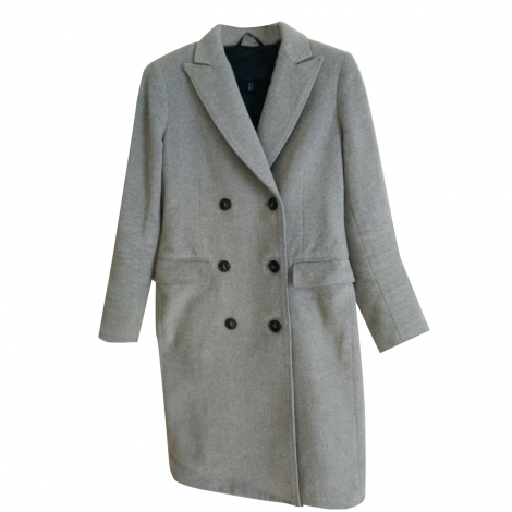 Coat GANT Gray, charcoal